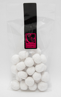 Sweet: Bonbon (White) Toffee 100g Bag