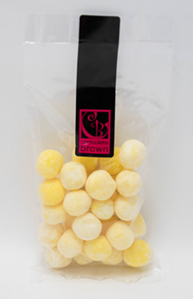 Sweet: Bonbon (Yellow) Lemon 100g Bag