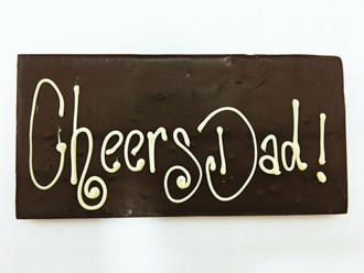 Dad: Tablet Cheers Dad! Dark 53% bag
