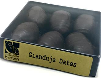 Specialty: Dates Gianduja 6 Box