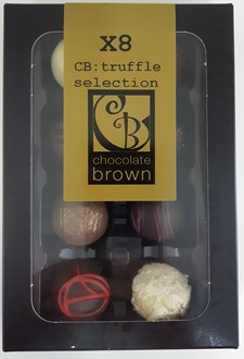 Truffles: Truffle Selection Box of 8