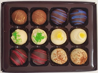 Tipsy Truffles: Box of 12