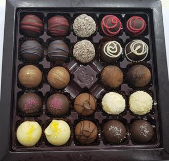 Truffles: Truffle Selection Box of 24