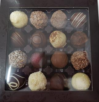 Truffles: Truffle Selection Box of 16